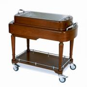 Sea Food Serving Trolley 204